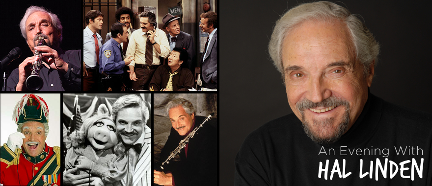An Evening with Hal Linden