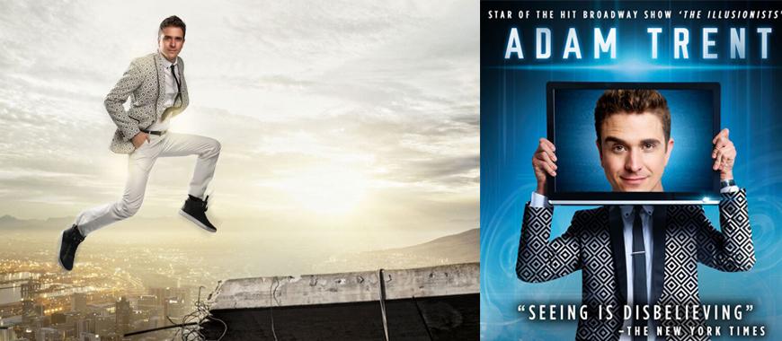 Adam Trent – Futuristic Illusionist