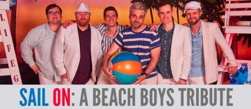 Sail On: Beach Boys Tribute Band